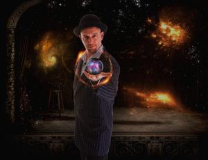 Magic Shows and inspiring presentations.