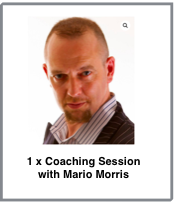 coaching with Mario Morris