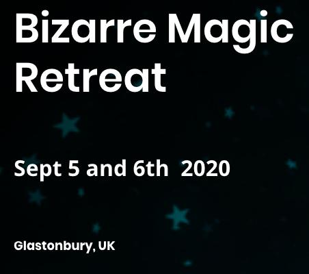 Bizarre magic retreat magic wizardry